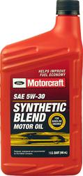 product picture for: Motorcraft SAE 5w30, 1qt